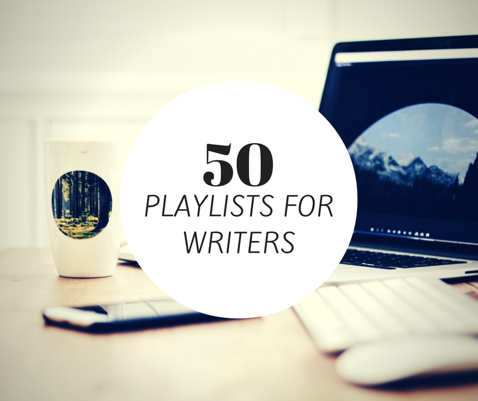 playlists for writers